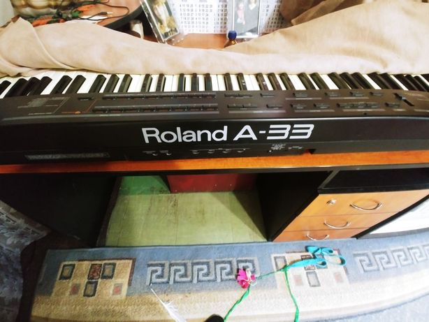 Roland a33 миди пианино цена смешная