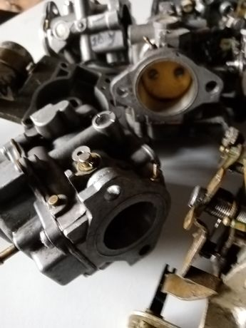 Silnik zaburtowy EVINRUDE Johnson gaźnik