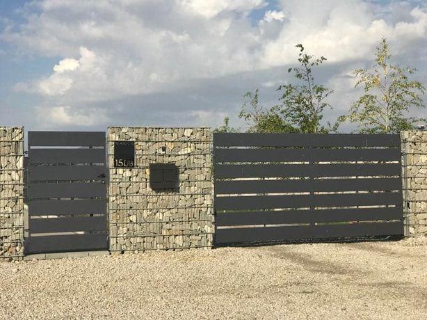 Brama wjazdowa producent.