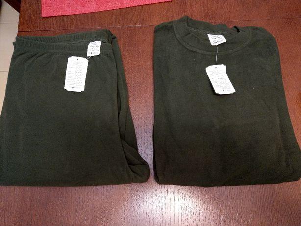 Koszulka zimowa specjalna kolor khaki, wz 517, długi rękaw + kalesony