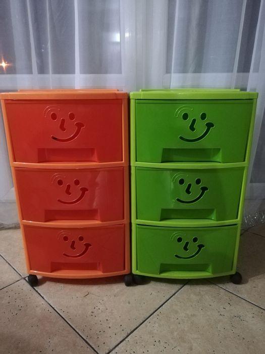 Szafka/komoda plastikowa dla dzieci Tarnobrzeg - image 1