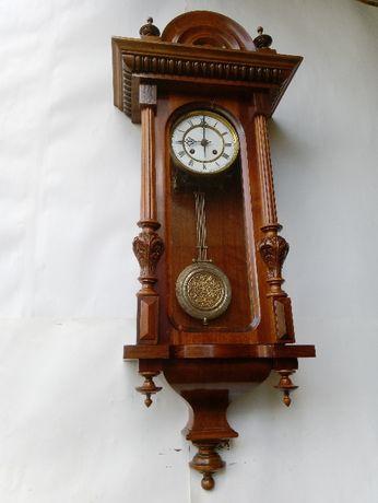 Stary zegar Kienzle tłoczona soczewka