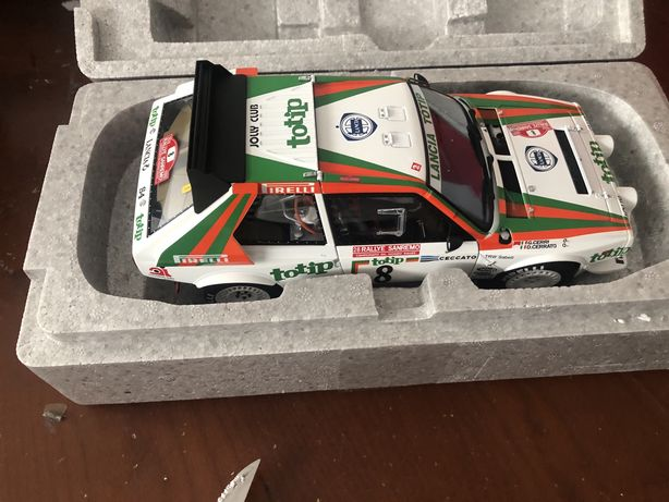 Lancia Delta S4 Autoart 1:18
