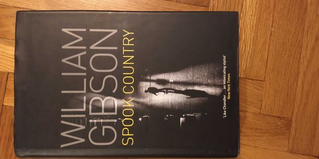 Spook Country - William Gibson, j.ang.