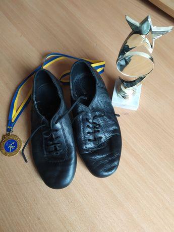 Туфлі для спортивно-бальних танців для хлопчика