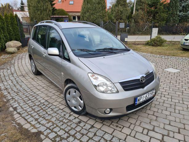 Toyota Corolla verso  2.0 d 2002r