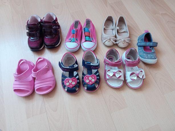Zestaw bucików butów rozmiar 20