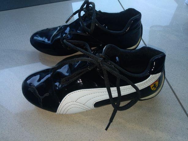 Buty puma lakierowane
