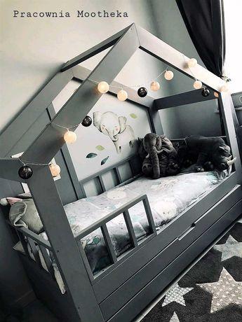 Łóżko dla dzieci Scandic House