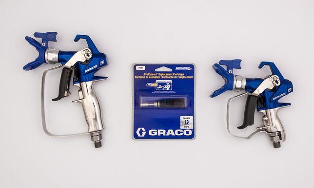 Пистолет Graco Contractor PC Для безвоздушной