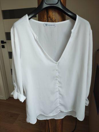 Biała koszula 36
