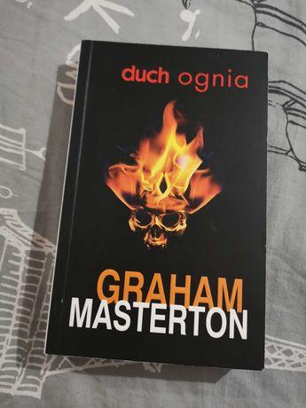 Duch ognia - Graham Masterton