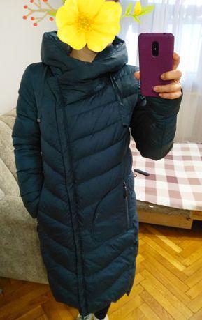 Пальто-пуховик зима