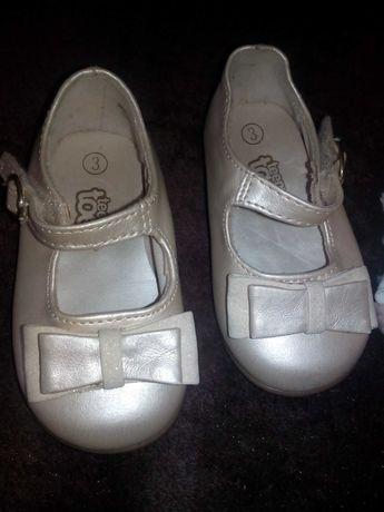 Туфельки для красуні.