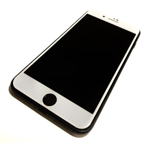 iPhone 7 plus 32 GB czarny mat, bardzo zadbany, komplet