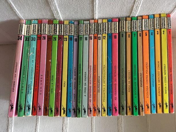 novos cadernos d. quixote