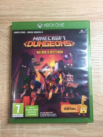 Гра Minecraft dungeons 2020