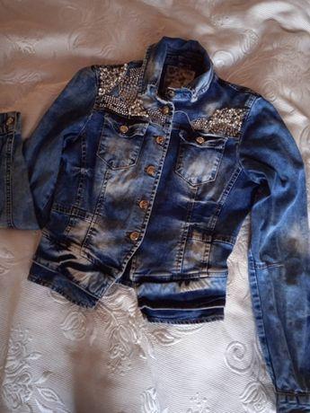 продам джинсовой пиджак