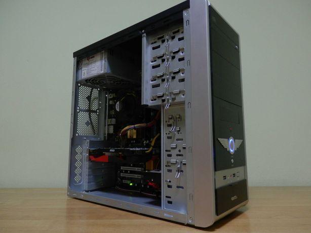 Игровой ПК Intel/s775/Xeon E5420/GTS 450 512MB/4GB DDR2/640GB HDD/500W