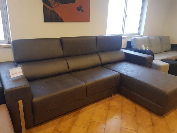 Sofá Atrium com 280 cm, novo de fábrica
