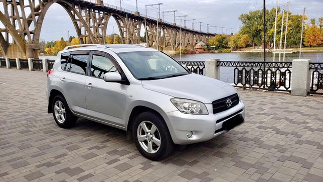 Toyota Rav 4 AWD Официал/Максимальная Версия