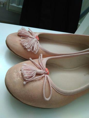 Balerinki Zara Girls rozmiar 34