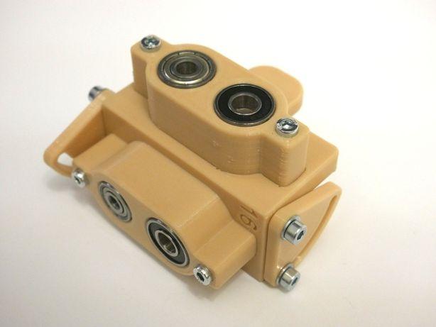 Кондуктор шаблон мебельный П-образный шкант, конфирмат для ДСП 16/18мм