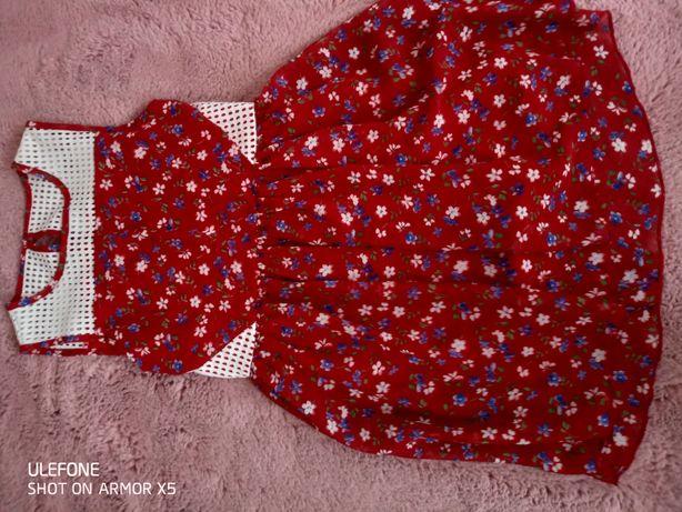Sukienka sukieneczka110/116