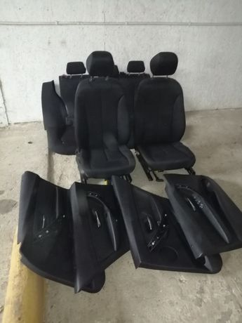 Bmw F31 fotele boczki