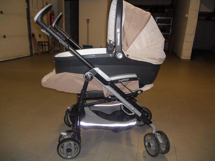 wózek Peg Perego P3 Radlin - image 1