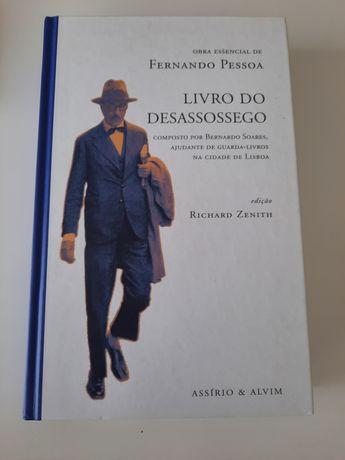 O Livro do Desassossego de Fernando Pessoa