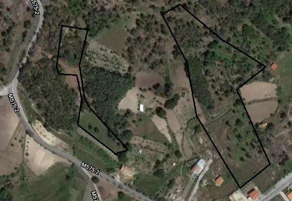 Terreno em Aguiar da Beira com 5 hectares