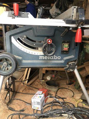 Циркулярная пила Metabo TS 254