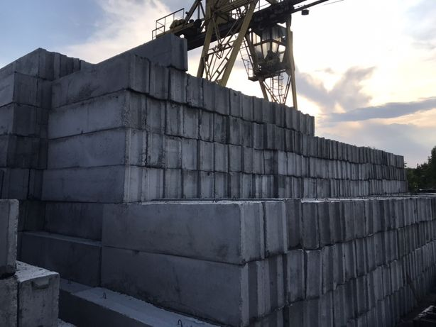 Фундаментні блоки Вінниця. ФБС