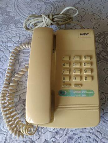 Telefone de Teclas Antigo Marca Nec