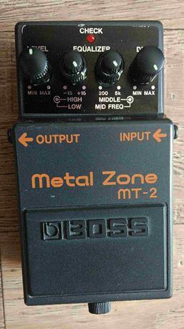 Efekt gitarowy Boss MT-2 Metal Zone