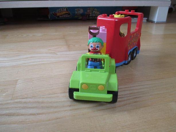 LEGO DUPLO nr 10550 Mały Cyrk