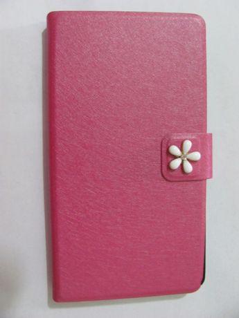 Гламурный чехол-книга PU-кожа для Lenovo А7000, K3 Note