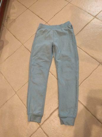 Spodnie dresowe polarowe FIX