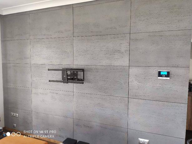 lekki beton architektoniczny imitacja