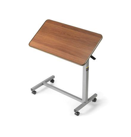 столы столики прикроватные на колесах с регулировкой по высоте