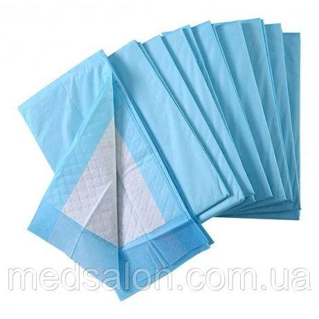 Пеленки повышенной впитываемости одноразовые 40x60 60x60 90x60