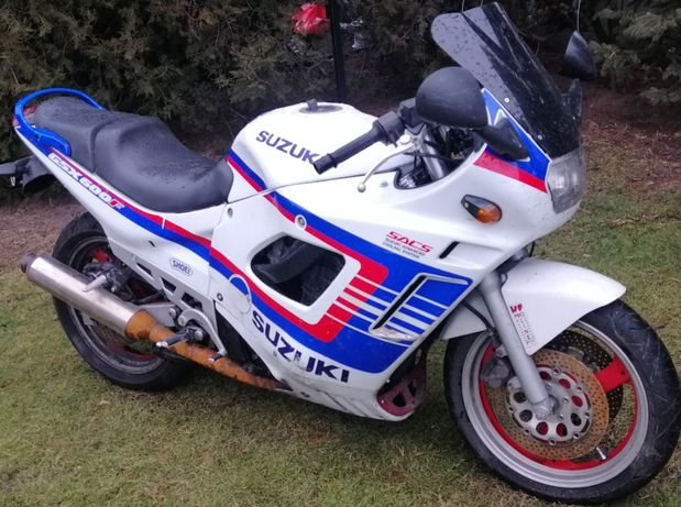 Suzuki 600 gsx 600f gsx600f gsxf 750 części zegary