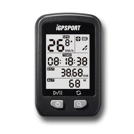 Licznik rowerowy z GPS IGS20E