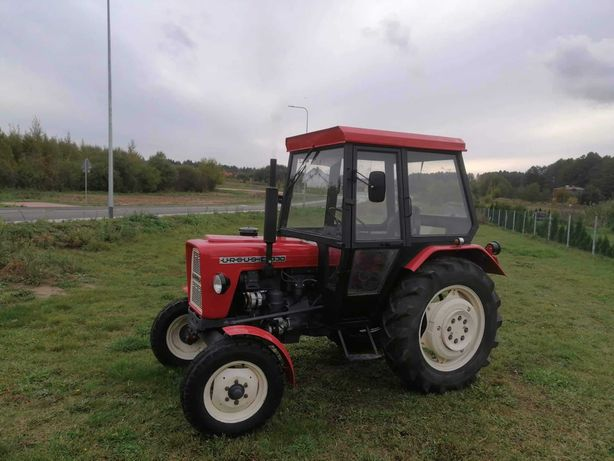 Ciągnik Traktor Ursus C330