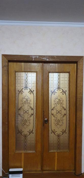Продам двері міжкімнатні 120см(2х60см) Луцк - изображение 1