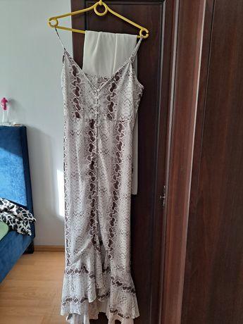 Sukienka wężowa nowa