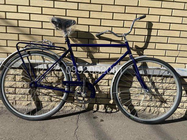 Двухколёсный велосипед Украина, Аист 28 дюймов с усиленной рамой
