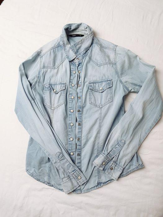 Kamizelka koszula jeansowa cubus 38 m Zielona Góra - image 1