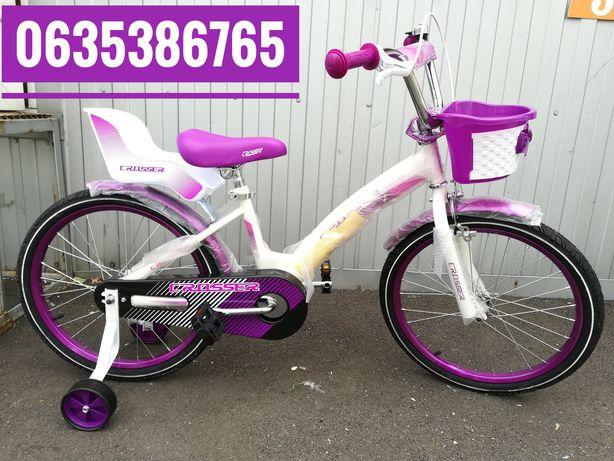 """Детские велосипеды Kids bike Crosser 12/14/16/18/20"""" ОДЕССА Самовывоз"""